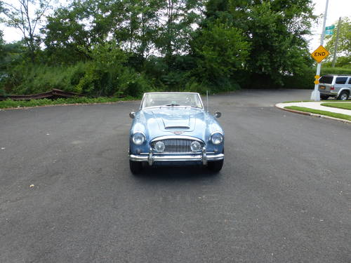 1964 Austin Healey 3000 MK-III BJ8 A Driver - SOLD (picture 2 of 6)