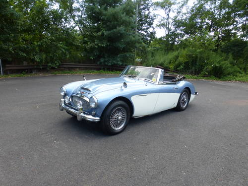 1964 Austin Healey 3000 MK-III BJ8 A Driver - SOLD (picture 3 of 6)