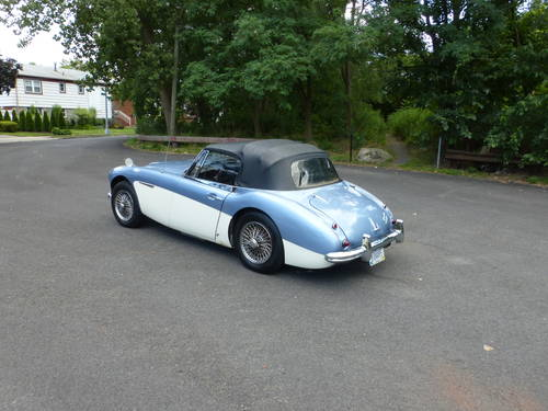 1964 Austin Healey 3000 MK-III BJ8 A Driver - SOLD (picture 4 of 6)
