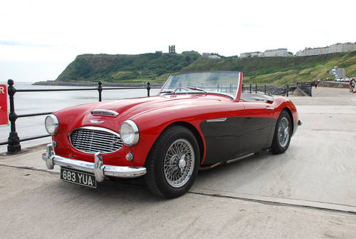 1958 Austin Healey 100/6 BN6 For Sale (picture 5 of 6)