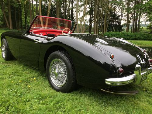 1958 Ground up restoration Austin Healey 100/6 BN6 RARE 2 seater For Sale (picture 4 of 6)