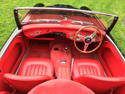 1958 Ground up restoration Austin Healey 100/6 BN6 RARE 2 seater For Sale (picture 5 of 6)