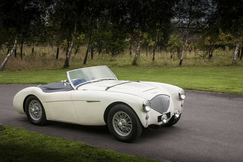 1954 Austin Healey 100 BN1 - 4 Speed For Sale (picture 2 of 6)