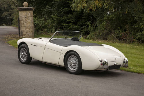 1954 Austin Healey 100 BN1 - 4 Speed For Sale (picture 3 of 6)