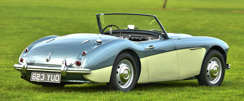 1958 Austin Healey 100/6 For Sale (picture 2 of 6)