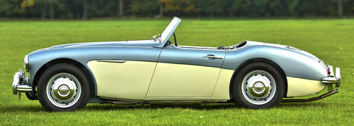 1958 Austin Healey 100/6 For Sale (picture 3 of 6)
