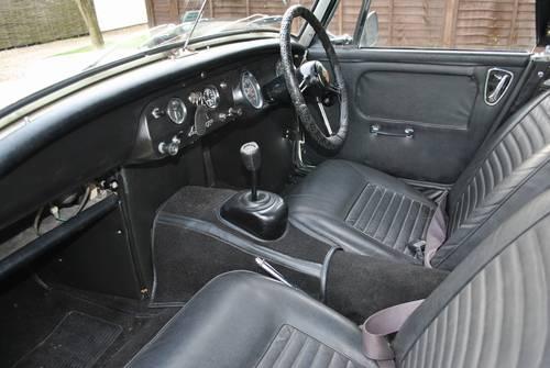 Austin Healey Sprite Mk4 1969 1275cc SOLD (picture 3 of 6)