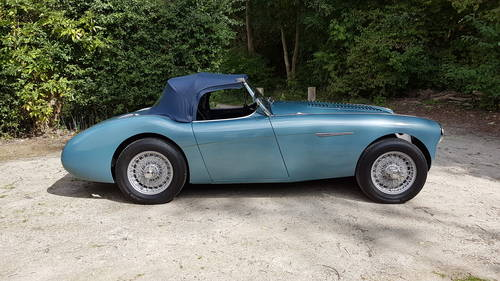 Austin Healey 100/4 BN1 (1953) For Sale (picture 3 of 6)