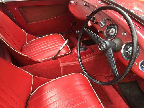 1959 Austin Healey 'Frogeye' Sprite  for Sale in Hampshire.. SOLD (picture 4 of 6)