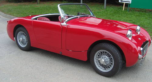 1969 Healey Frogeye (IOW) for sale in Hampshire.... SOLD (picture 1 of 6)