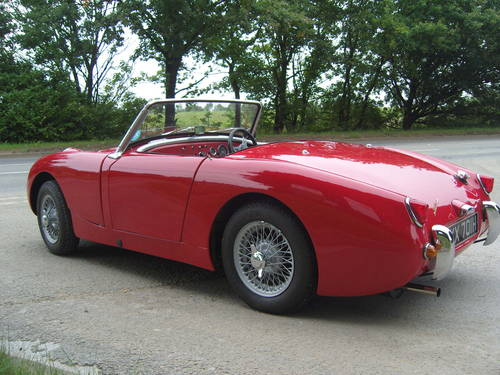 1969 Healey Frogeye (IOW) for sale in Hampshire.... SOLD (picture 2 of 6)