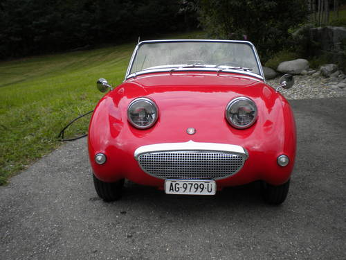 1959 Frogeye Sprite for sale For Sale (picture 1 of 6)