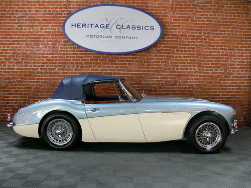 1963 Austin Healey 3000 MK II BJ7 SOLD (picture 2 of 6)
