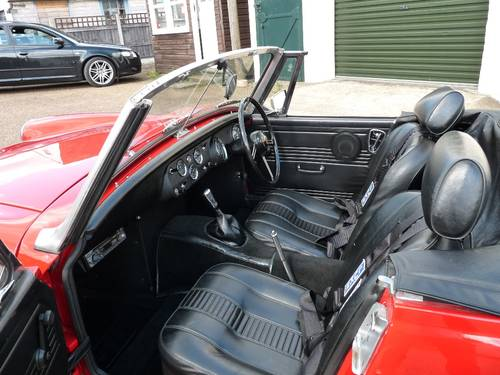1969 Austin Healey Sprite MkIV, restored SOLD SOLD (picture 3 of 6)