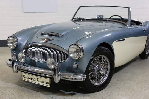 1961 Rare BN7 MKII Healey 3000 SOLD (picture 1 of 6)