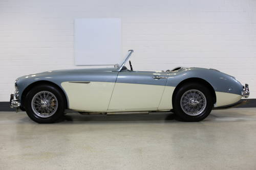 1961 Rare BN7 MKII Healey 3000 SOLD (picture 5 of 6)