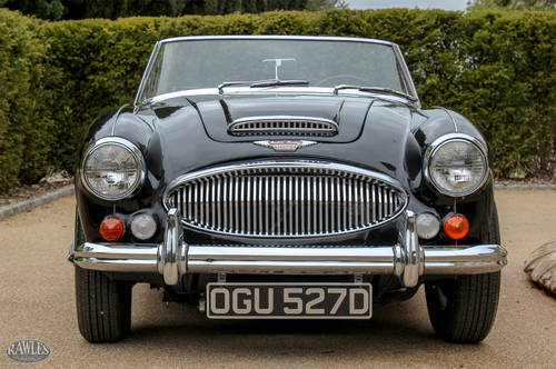 1966 Austin Healey 3000 MKIII BJ8 Phase Two | Recently Restored SOLD (picture 2 of 4)