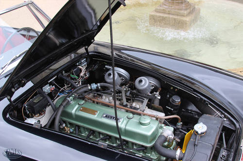 1966 Austin Healey 3000 MKIII BJ8 Phase Two | Recently Restored SOLD (picture 4 of 4)