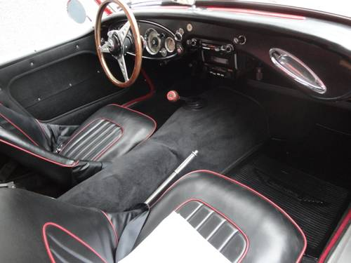 1959 Austin Healey 100/6 red '59 For Sale (picture 4 of 6)
