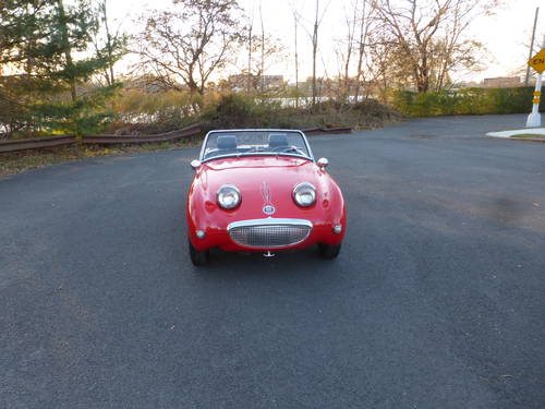 1959 Austin Healey Bugeye 1275 Good Driver - SOLD (picture 2 of 6)