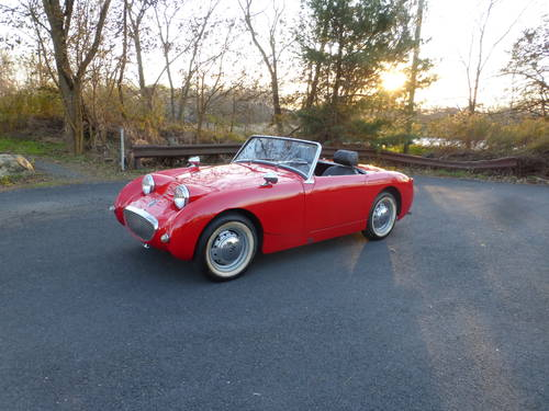 1959 Austin Healey Bugeye 1275 Good Driver - SOLD (picture 3 of 6)