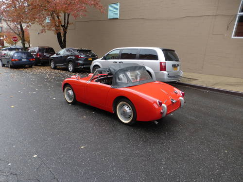 1959 Austin Healey Bugeye 1275 Good Driver - SOLD (picture 4 of 6)