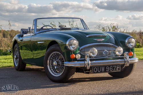 1967 DEPOSIT TAKEN| Austin Healey 3000 MKIII BJ8 Ph. II SOLD (picture 1 of 6)