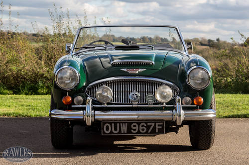 1967 DEPOSIT TAKEN| Austin Healey 3000 MKIII BJ8 Ph. II SOLD (picture 2 of 6)