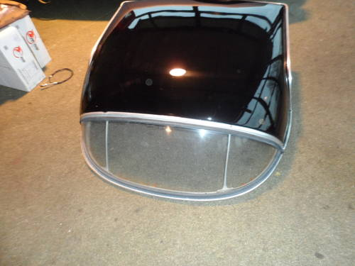 Hardtop AUSTIN HEALEY four seater in good condition SOLD (picture 1 of 5)