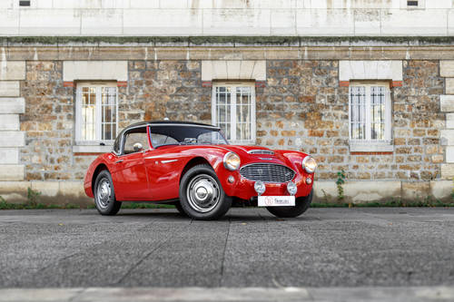 1961 Austin Healey 3000 BT7 MK I Matching  For Sale (picture 1 of 6)