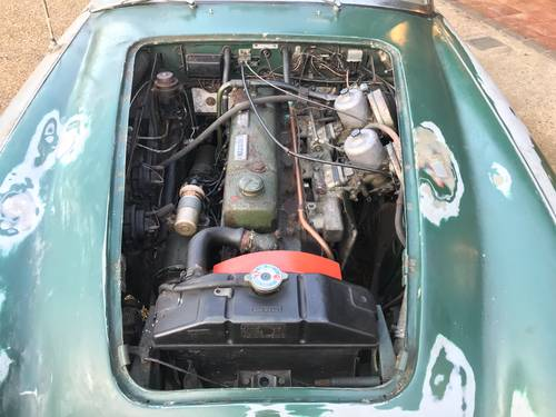 1966 AUSTIN HEALEY 3000 MKIII PHASE 2, U.K R.H.D, 2 OWNERS. SOLD (picture 4 of 6)