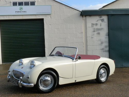 1959 Austin Healey Frogeye Sprite Mk1, Sold SOLD (picture 1 of 6)