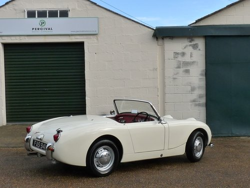 1959 Austin Healey Frogeye Sprite Mk1, Sold SOLD (picture 2 of 6)