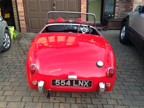 1958 Austin Healey frogeyed sprite For Sale (picture 3 of 6)
