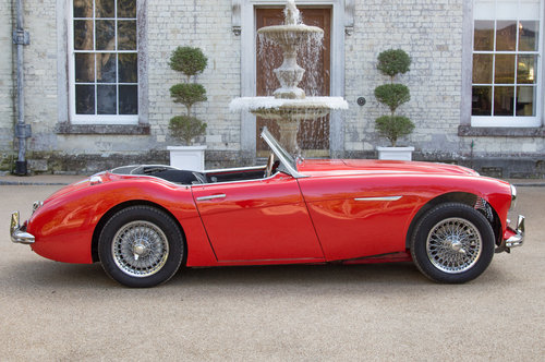 1959 Austin Healey 3000 MKI | Many Road Upgrades SOLD (picture 2 of 6)