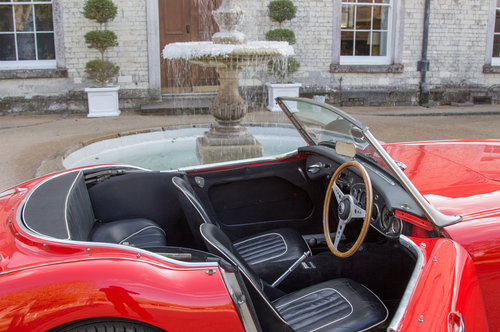 1959 Austin Healey 3000 MKI | Many Road Upgrades SOLD (picture 5 of 6)