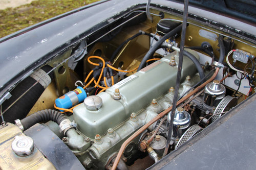 1956 Austin Healey 100/6 | Stalled Project w. Refurbd Eng/Gearbox SOLD (picture 4 of 6)