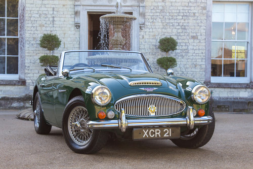 1966 Austin Healey 3000 MKIII | One Family Owned, 30k Mile UK Car SOLD (picture 1 of 6)
