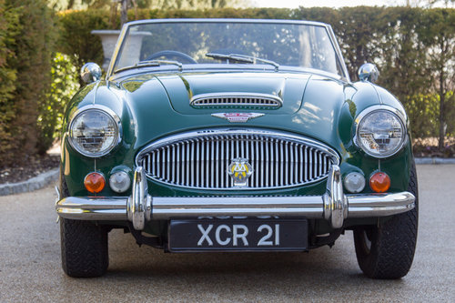 1966 Austin Healey 3000 MKIII | One Family Owned, 30k Mile UK Car SOLD (picture 2 of 6)