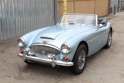 1966 Austin Healey 3000 MK III # 22282 For Sale (picture 1 of 5)