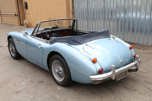 1966 Austin Healey 3000 MK III # 22282 For Sale (picture 2 of 5)