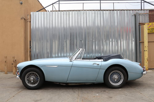 1966 Austin Healey 3000 MK III # 22282 For Sale (picture 3 of 5)