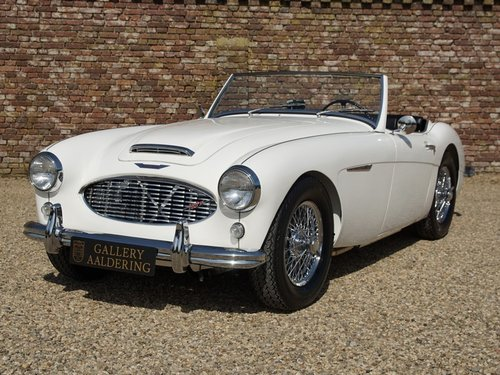 1959 Austin Healey 100/6 BN4  fully restored! For Sale (picture 1 of 6)