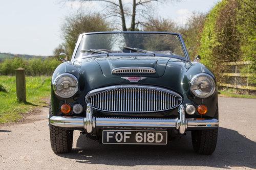 1966 Austin Healey 3000 MKIII |Original UK RHD SOLD (picture 2 of 6)