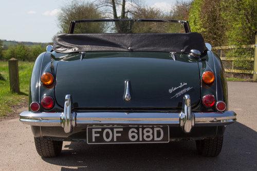1966 Austin Healey 3000 MKIII |Original UK RHD SOLD (picture 4 of 6)