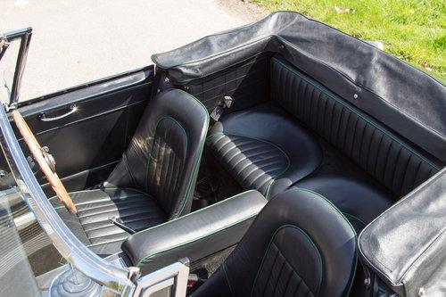 1966 Austin Healey 3000 MKIII |Original UK RHD SOLD (picture 5 of 6)