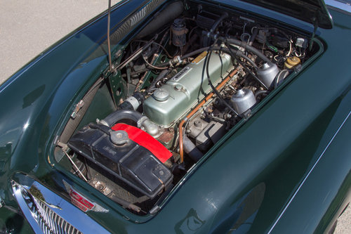 1966 Austin Healey 3000 MKIII |Original UK RHD SOLD (picture 6 of 6)