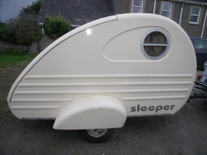 2005 Sleeper Teardrop Caravan