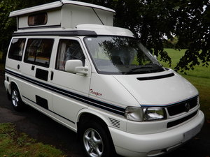 1999 Volkswagen Auto-Sleeper Trooper