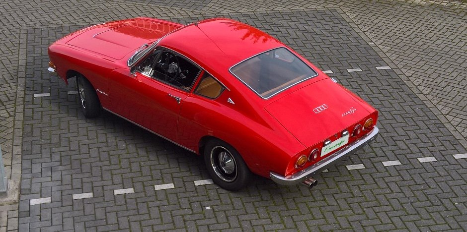 1964 Auto Union 1000 Sport Coupe (One-off) For Sale (picture 2 of 6)